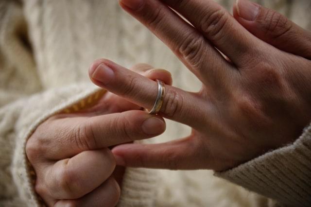 離婚のイメージ