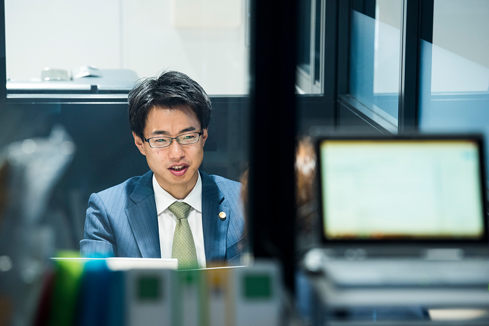 田村良平法律事務所 相談室